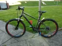 Norco storm hardtail mountain bike