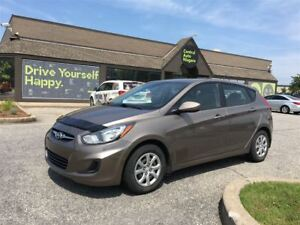2013 Hyundai Accent GL/HEATED SEATS/CLOTH