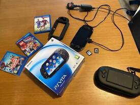 PS Vita bundle reduced price