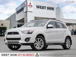 2015 Mitsubishi RVR SE Limited–Bluetooth/USB–Heated Seats/Mirror