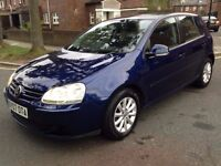 VOLKSWAGEN GOLF 1.9 TDI MATCH 2007 FULL SERVICE HISTORY HPI CLEAR P/X WELCOME