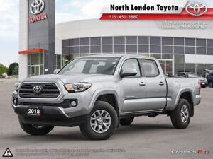 2018 Toyota Tacoma SR5 Top 5 best selling trucks in Canada an...