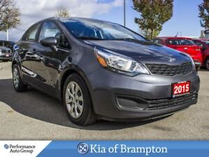 2015 Kia Rio LX+. BLUETOOTH. KEYLESS. HTD SEATS. BUCKETS