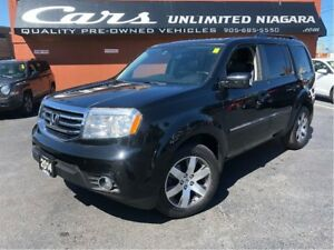 2014 Honda Pilot Touring | 8 SEATED | DVD | NAVI | CAMERA ! 4WD