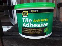 14kg tub wall tile adhesive