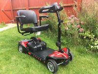 Drive Style+ mobility scooter excellent condition new set of batteries
