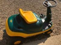 Dx 70 mtd buggy ride on mower great mower