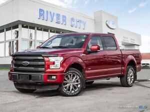 2015 Ford F-150 LARIAT-INCLUDES AN IPAD