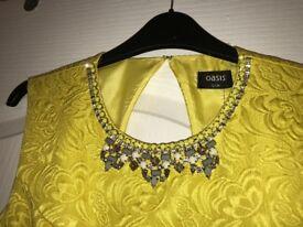 Brand New Oasis Dress Size 12