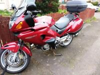 Honda NT650V Deauville in very nice low mileage condition