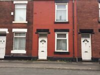2 Bedroom house, Ashton under lyne, furnished, close to IKEA, transport,