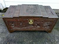 Blanket Box Chest Trunk coffee Table etc