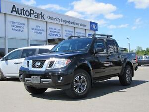 2017 Nissan Frontier SL Crew Cab 5AT 4WD| Navi| Sunroof|  Leathe
