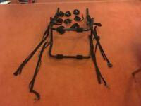 Bike rack, used twice