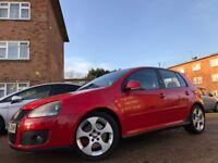 2005 Mk5 Red VW Golf GTI DSG Auto 2.0 TFSI 5 Door Petrol Automatic Not S3 Edition 30 R32 etc