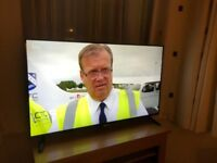 """LG 49"""" 4K ultra hd smart led tv.BOXED. New condition. Hardly used £340 NO OFFERS.CAN DELIVER"""