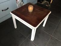 Shabby chic coffees table