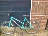 Ladies Bicycle good order (18 gear)