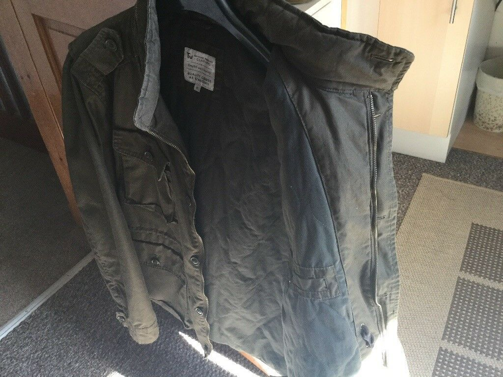 Gents TU Jacket