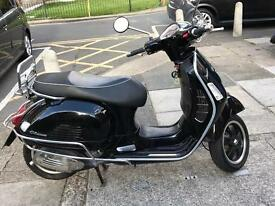 2013 Vespa gts 300 registered as 125