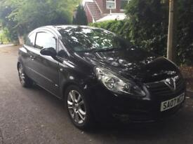 Vauxhall Corsa New shape 12 Months MOT