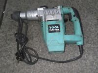 Toolmaster Hammer Drill 1250w - Good Working Order.