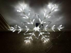 Light up Snowflake