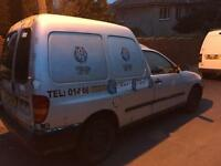 Volkswagen Caddy for spares