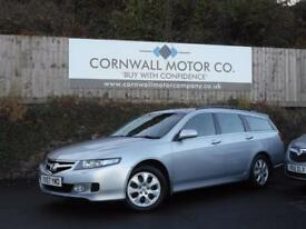 HONDA ACCORD 2.0 EXECUTIVE VTEC 5d 155 BHP MOT AND SERVICE JUST (silver) 2007
