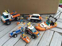 Lego Coastguard