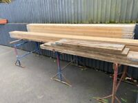 Scaffolding Trestles and Boards