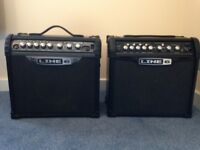 Line 6 Spider III 15Watt and a Line 6 Spider IV 15Watt £25 each