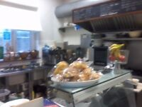 Catering equipment for sale. Cafe closing