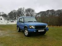 2004 dicovery td5 auto 7 seater