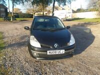 blackclio with low millage and good condition