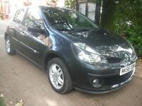 Renault Clio 1.5 dCi Dynamique 5dr BUY FROM AA APPROVE GARAGE 2006 (56 reg), Hatchback