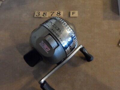 A6 Zebco 606 Aluminum rear cover Zebco 606 FISHING REEL NOS