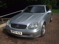 Mercedes SLK 230 Kompressor 2003