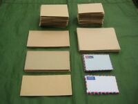 Selection of Envelopes: Everything for £10.00