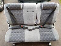 Van Seats/Bed - Mazda Bongo/VW/Mercedes/Renault/Transit etc