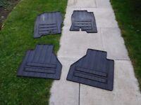 Nissan pick car mats