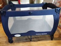 Graco Contour Bassinet Travel Cot