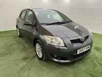 Toyota auris 1.6 petrol with full service history and long mot