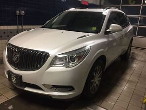 2016 Buick Enclave LEATHER AWD SUNROOF TRAILER PACKAGE!!!!