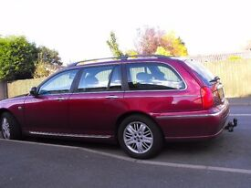 2003 Rover 75 Estate Automatic