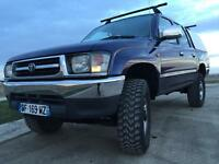 Toyota Hilux 2.4 Turbo Diesel Left Hand Drive 1998