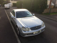 Mercedes CLK 207D