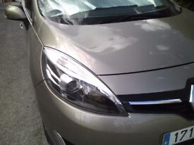 Renault Scenic Headlam Units