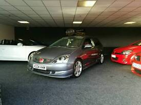 Stunning Honda civic type r in ex condition fhsh