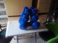 set of 6 weights